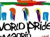 World Pride celebrará Madrid 2017