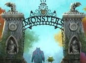 Pixar presenta precuela Monstruos S.A: Monsters University