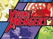 Anunciados Young Avengers Marvel NOW!