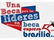 Beca Expreso Brasilia años para lideres Colombia 2013