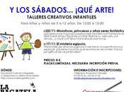 Talleres creativos infantiles Bagatela