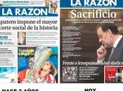 colapso económico español (3). ¿Excesivo gasto?