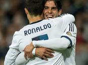 Cristiano Ronaldo Kaká futbolistas seguidos Twitter