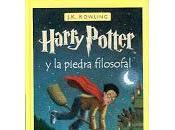 Literatura: Harry Potter Piedra Filosofal