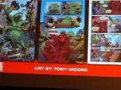 [NYCC2012] vistazo trabajo Tony Moore Deadpool Marvel NOW!
