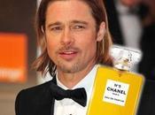 Brad Pitt protagoniza nueva campaña publicitaria Chanel