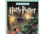 Literatura: Harry Potter Cámara Secreta