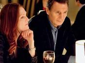 Liam Neeson Julianne Moore juntos Non-Stop