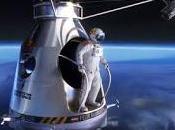 Caída libre desde estratósfera, Baumgartner rompe barrera sonido