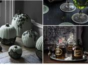 Colour Board #43. Halloween party inspiration
