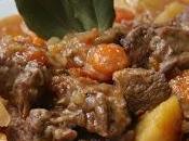 Carne guisada patatas