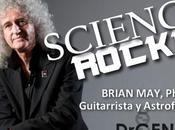 Brian May: ¡guitarrista astrofísico!