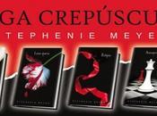 Saga Crepúsculo. Stephanie Meyer