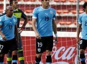 Uruguay derrumba ante Bolivia