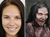 """¿Como hace zombie para serie televisión """"The Walking Dead""""?"""