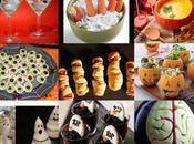 Buffet fácil Halloween