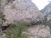 Desfiladero Xanas, Santo Adriano Video, fotos mapas