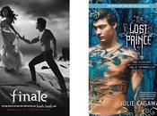 Book Trailers: Finale Becca Fitzpatrick Lost Prince Julie Kagawa