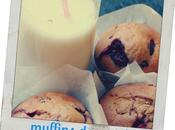 muffins canela frutos rojos cinnamon fruit