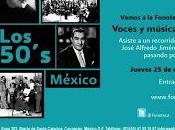 revolución musical década 1950 Fonoteca Nacional Conaculta