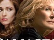 Damages/The Good Wife: abogados malas personas (valga redundancia).