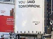 Ayer dijiste mañana.