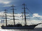 Fragata Libertad, naufragio pseudo antiimperialismo