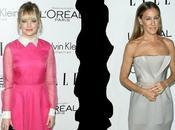 ALFOMBRA ROJA: Emma Stone Sarah Jessica Parker Beverly Hills!