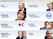 Fundación Principe Asturias: Galardonados 2012 reciben merecidos Premios