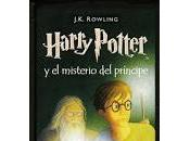 Literatura: Harry Potter Misterio Príncipe