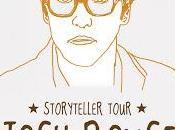 """Josh Rouse: """"Storyteller Tour"""" Madrid, Barcelona Valencia"""