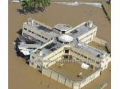 """Cárcel Victoria inundada lluvias trajo """"Sandy"""""""