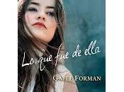 ella, Gayle Forman