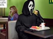 Publicidad creativa para Halloween