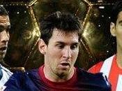 Nominados Balón 2012