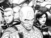 Portada alternativa Steve McNiven para Avengers