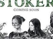"""""""Stoker"""" póster fábula para vampiros Park Chan-wook"""