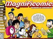 """MAGNIFICOMICS: presenta libro """"Reunión Consorcio"""""""