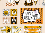 Halloween party printable