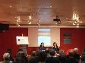 Charla sobre arquitectura Madrid Elvira Lindo