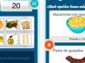 Aplicaciones para alimentación infantil