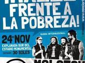 CONCIERTECHO Molotov, Bareto, Sarita, Colectivo Circo Band