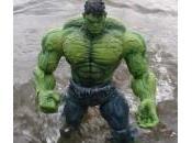 Nueva figura Hulk Marvel Select