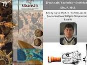 """Artículo: origen dinosaurios (Dinosauria: Saurischia Ornithischia"""""""