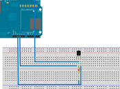 Arduino Ethernet Shield DS18S20