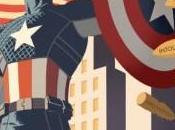 Portada alternativa Capitán América