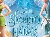 Campanilla Secreto Hadas (Disney)