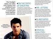 """Taylor Lautner Cosmopolitan """"soy amigo todas"""