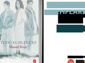 """¡Sorteo ejemplares """"Todo silencio"""" firmados!"""