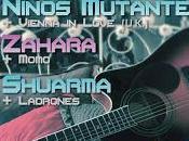 Agustico Fest: Sidonie, Niños Mutantes, Zahara Shuarma